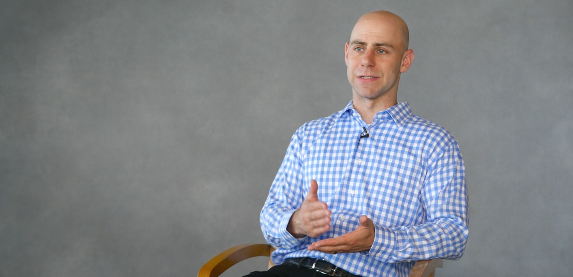 AdamGrant - credit Mike Albiani 2 Cropped