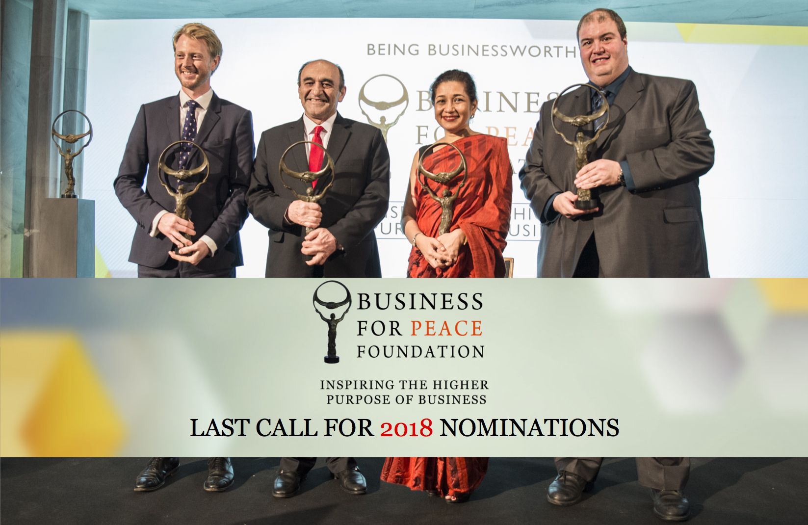 Last Call 2018 Nominations