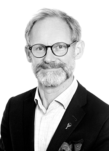 Marius Døcker : Managing Director